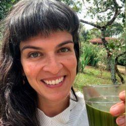 Suco Verde Vivo com Camila Melo