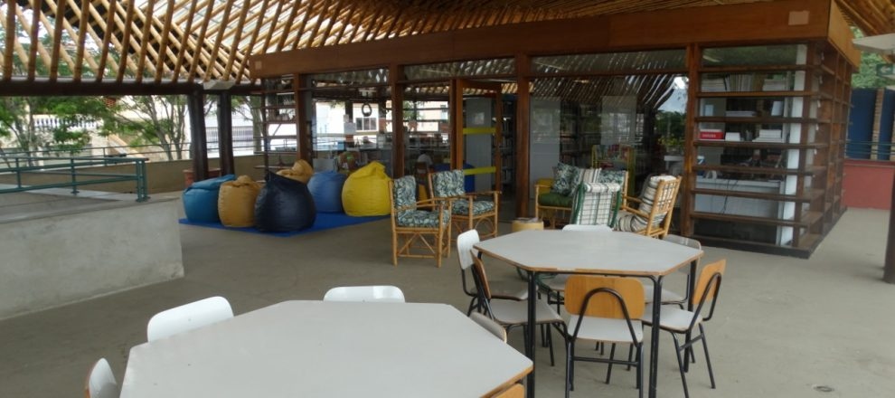 Biblioteca Centro Max Feffer