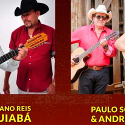 Centro Max Feffer e Casa dos Caipiras promovem show com Adriano Reis & Cuiabá e Paulo Sousa & Andressa