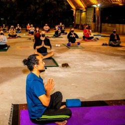 Aulas Presenciais de Yoga