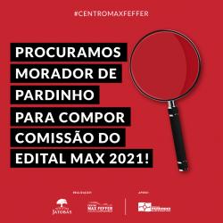 Instituto Jatobás busca representante de Pardinho para compor comissão do Edital Max 2021