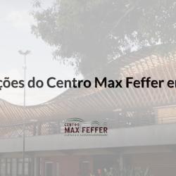 Realizações do Centro Max Feffer – 2020